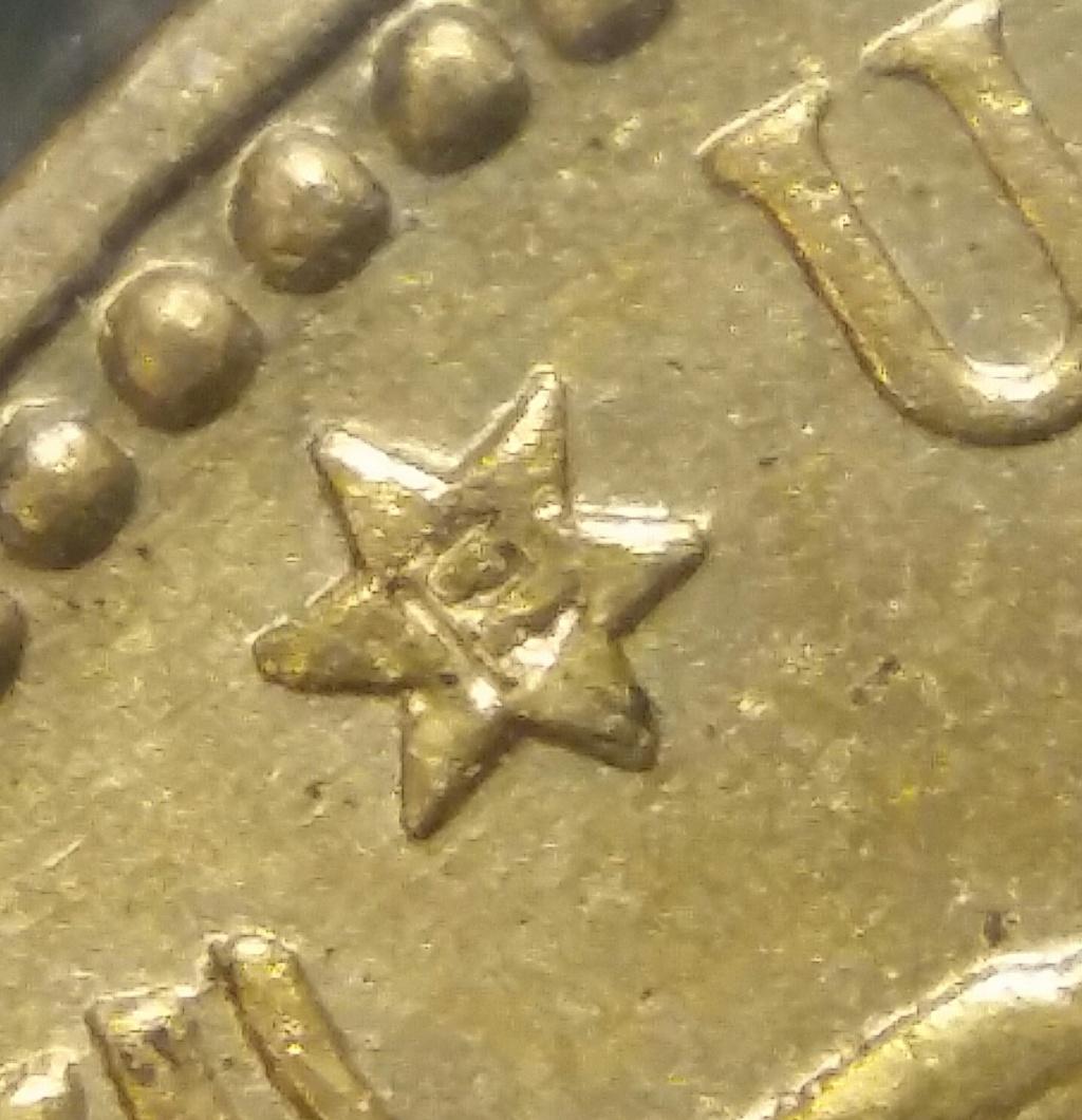 1 Peseta 1947 (*E-51). Estado Español - Página 2 Detall13