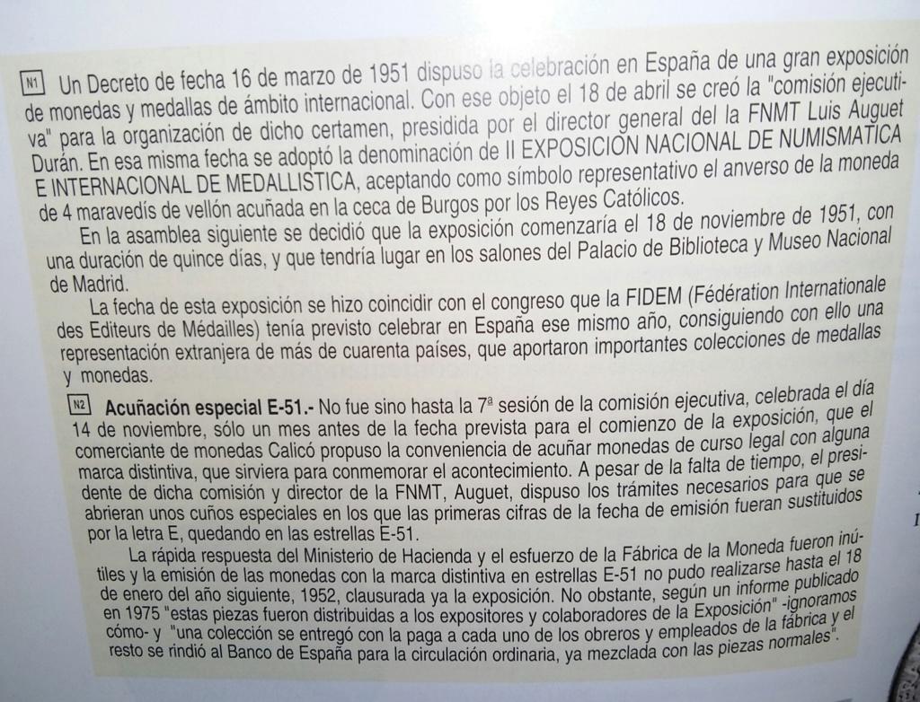 II Exposición Nacional de Numismática e Internacional Medallística Texto_10