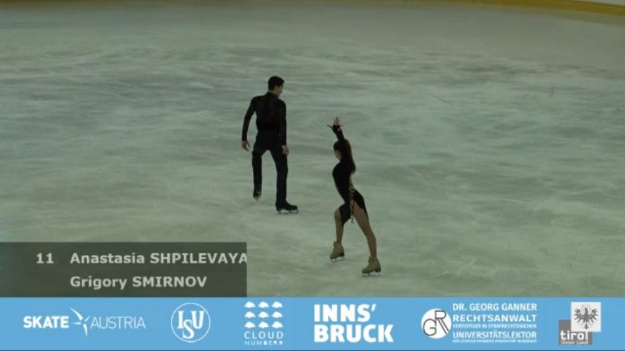 Анастасия Шпилевая - Григорий Смирнов/ танцы на льду - Страница 13 Shpism10