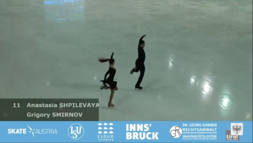 Анастасия Шпилевая - Григорий Смирнов/ танцы на льду - Страница 13 Shpism11