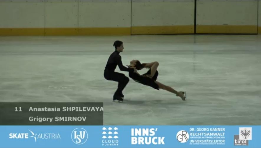 Анастасия Шпилевая - Григорий Смирнов/ танцы на льду - Страница 13 Shpism12