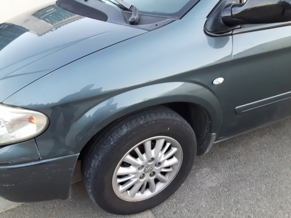 Modif Chrysler s4 et avis 20190519