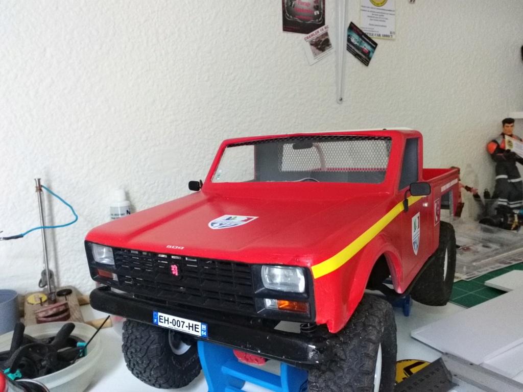 Peugeot Dangel pompiers Img_2056