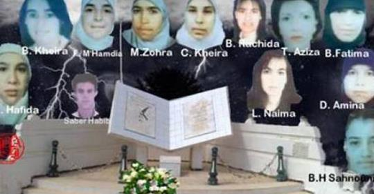 27 Septembre 1997, douze enseignant(e)s sont assassiné(e)s à Sidi Bel Abbès Safe_i10