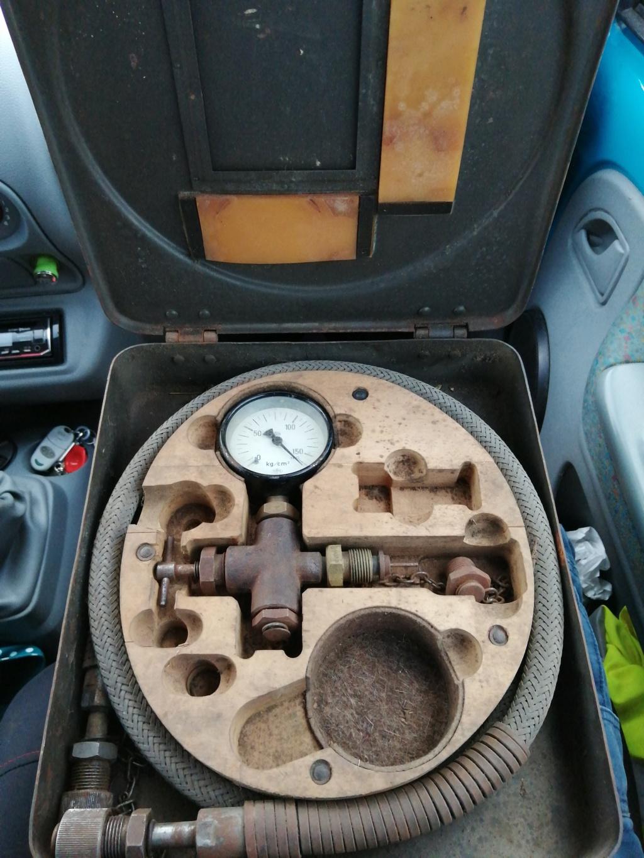 Manomètre pour mesurer la pression FLAK Img_2155