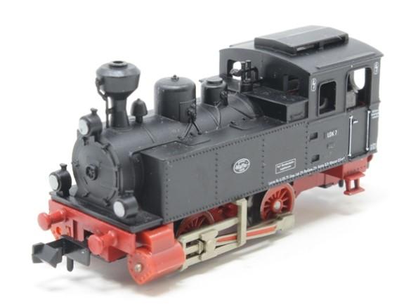 Tuto numérisation Fleischmann Lok 7 ref.7000 (petite vapeur type 020)  Fleisc12
