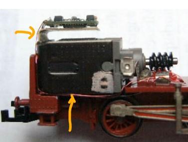 Tuto numérisation Fleischmann Lok 7 ref.7000 (petite vapeur type 020)  Fleisc13