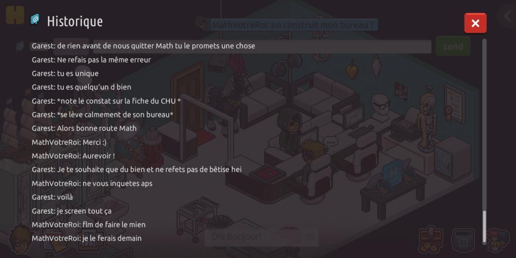 [C.H.U] Rapport d'action RP de Garest Captur85