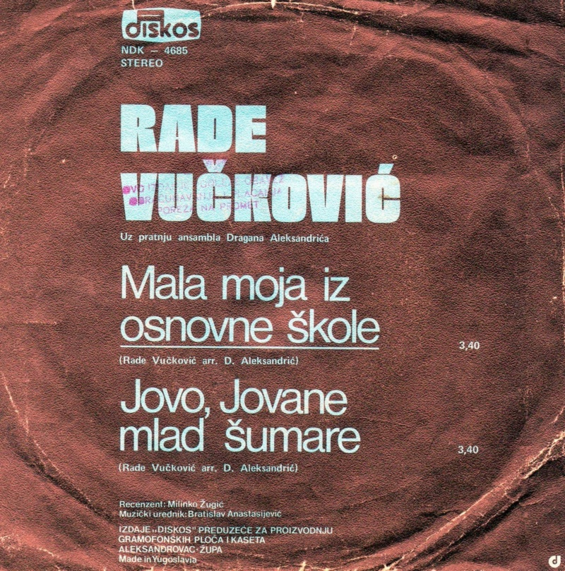 Rade Vuckovic - Diskografija  - Page 2 1977-218