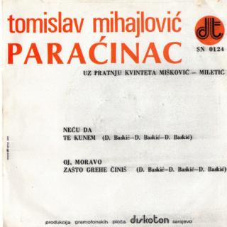 Toma Paracinac 210