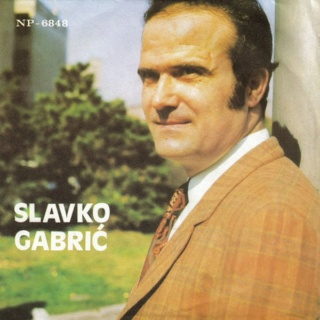 Slavko Gabic  1972 - Tuga mi trazi mir Predn101