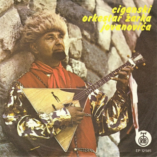 Zarko Jovanovic  1970 - Pevajte cigani Predn179