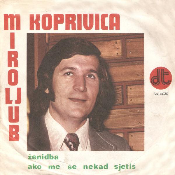 Miroljub Koprivica  1974 - Zenidba Prednj53