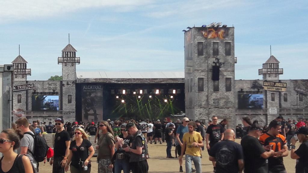 Alacatraz Metal Festiva Courtrai - journée du 12/08 20180821