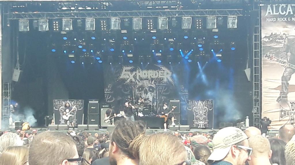 Alacatraz Metal Festiva Courtrai - journée du 12/08 20180823