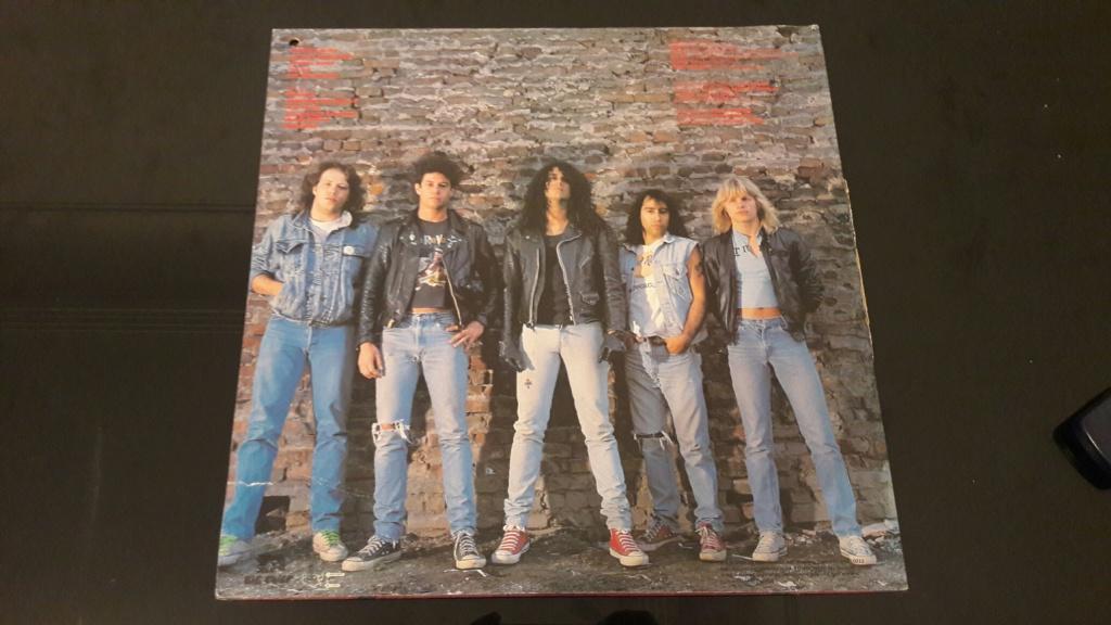 Violent Playground - Thrashin Blues - 1988 - USA 20180915