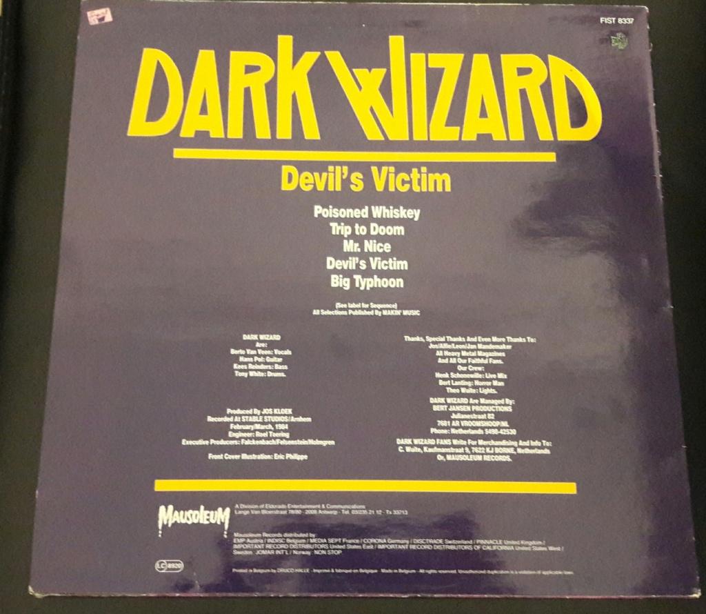 Dark Wizard - Devil's Victim (ep) - 1984 - Pays-Bas Sans_t10