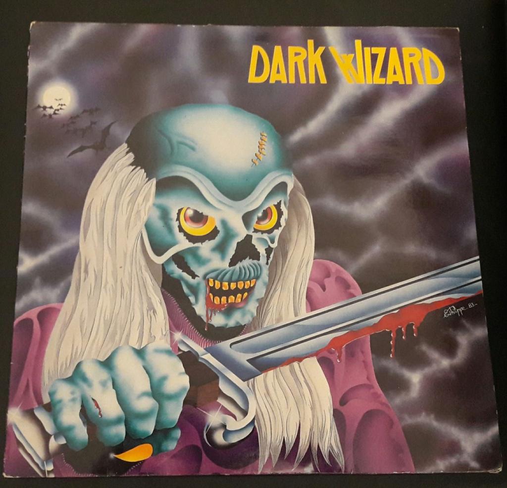 Dark Wizard - Devil's Victim (ep) - 1984 - Pays-Bas Sans_t12