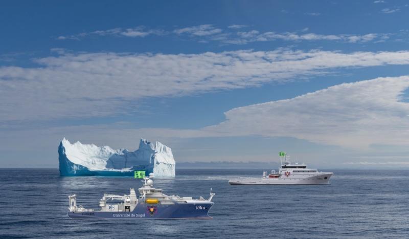 Expédition au pôle Sud Arrivz10