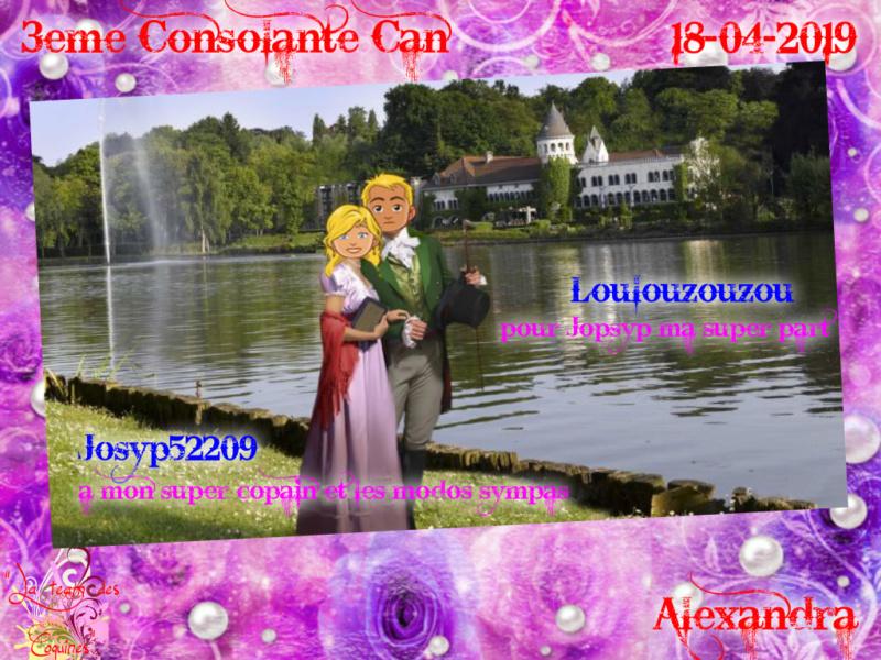 1er, 2eme et 3eme consolante can du 18-04-2019 Trop1160