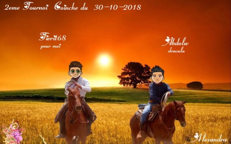 tournoi coinche du 30-10-2018 Trophe99