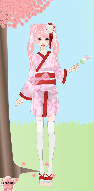 Spring Kimono Gallery Chibiu10