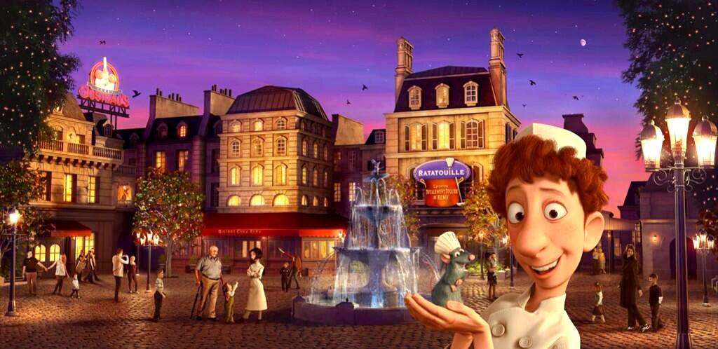Curiosità e segreti al Walt Disney Studios Park 00617