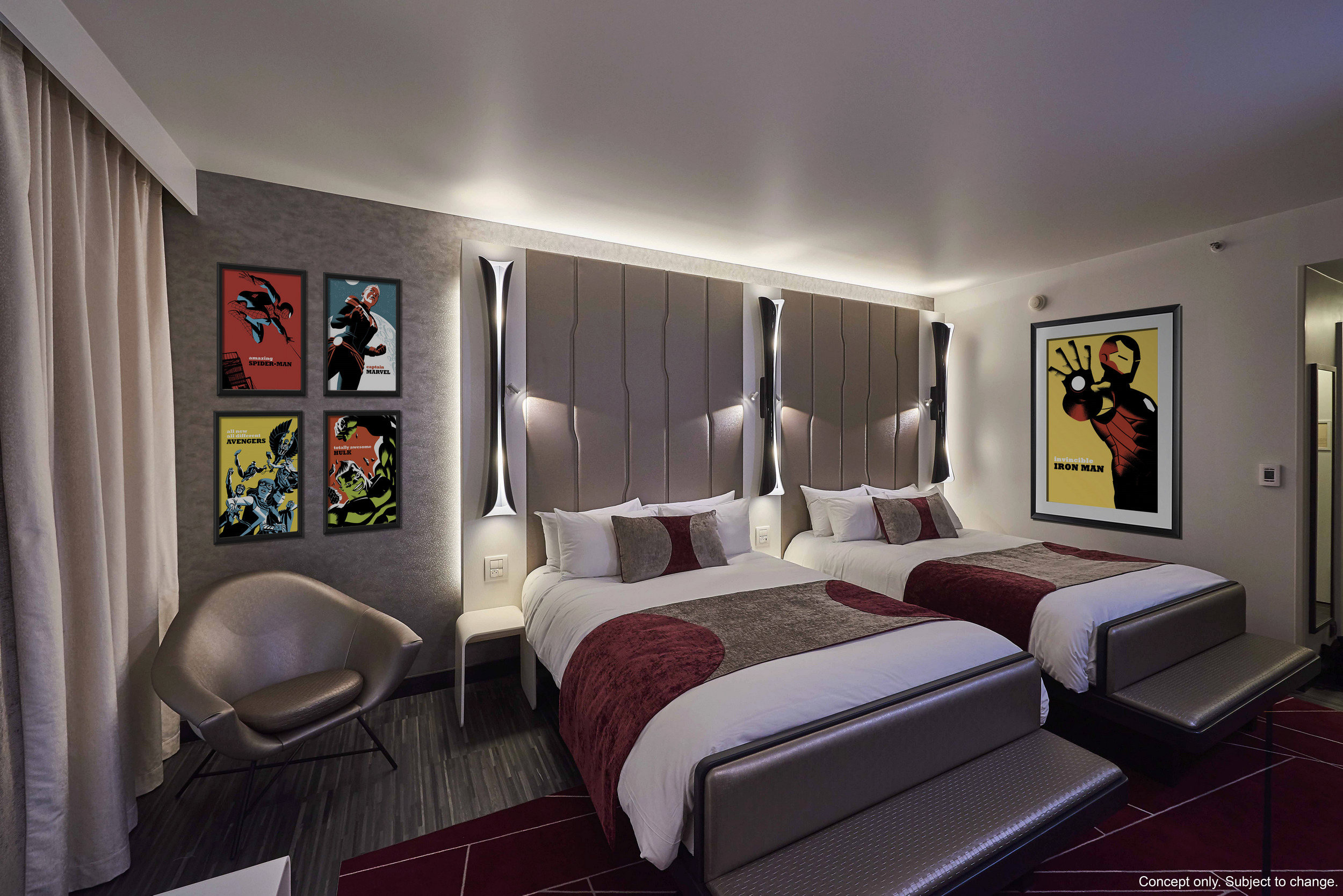 Disney's Hotel New York - The Art of Marvel 04a_st10