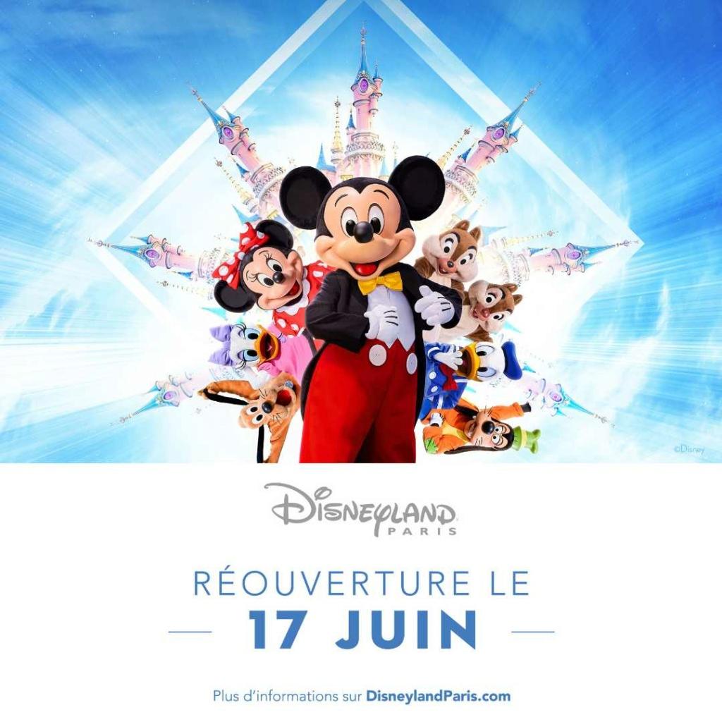 Chiusura temporanea di Disneyland Paris per Covid19 - Pagina 12 16212410