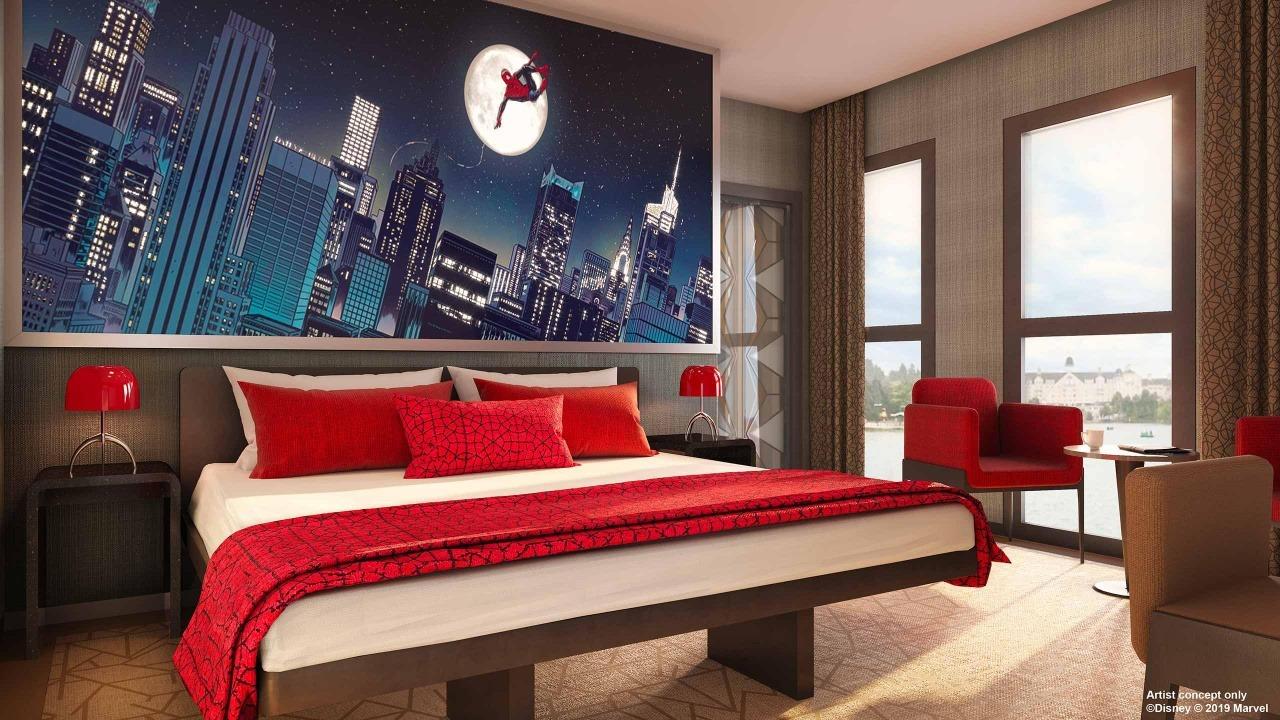 Disney's Hotel New York - The Art of Marvel - Pagina 2 18734210