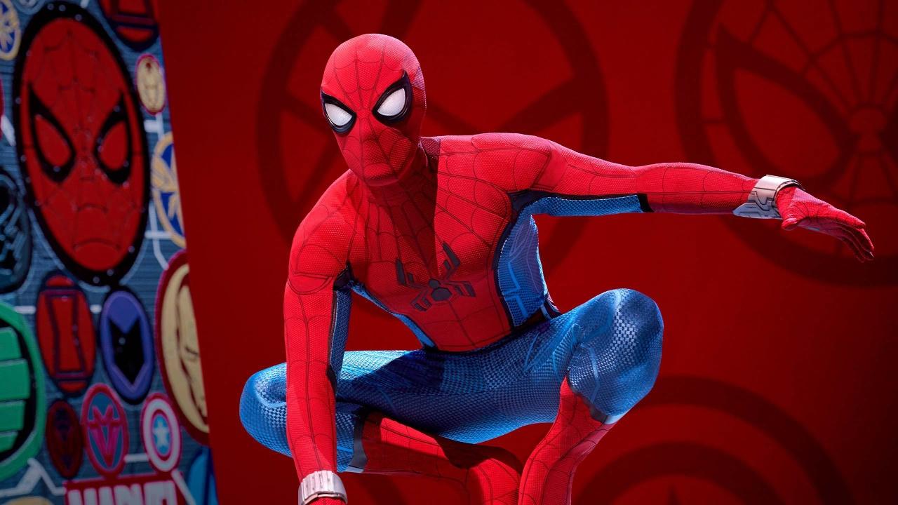 Disney's Hotel New York - The Art of Marvel - Pagina 2 18738410