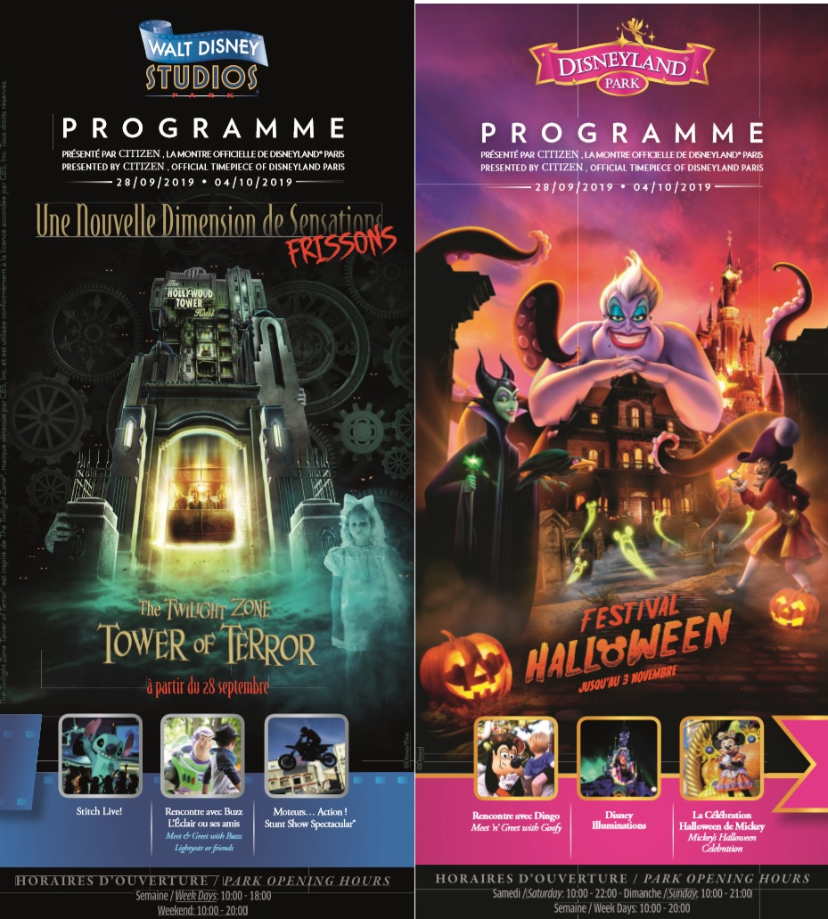 2019 - Festival Halloween Disney - Pagina 4 2019-027