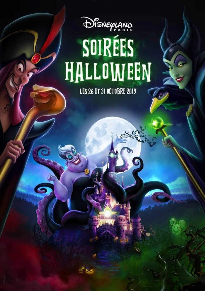 Soirée Halloween 2019 raddoppia 20190719