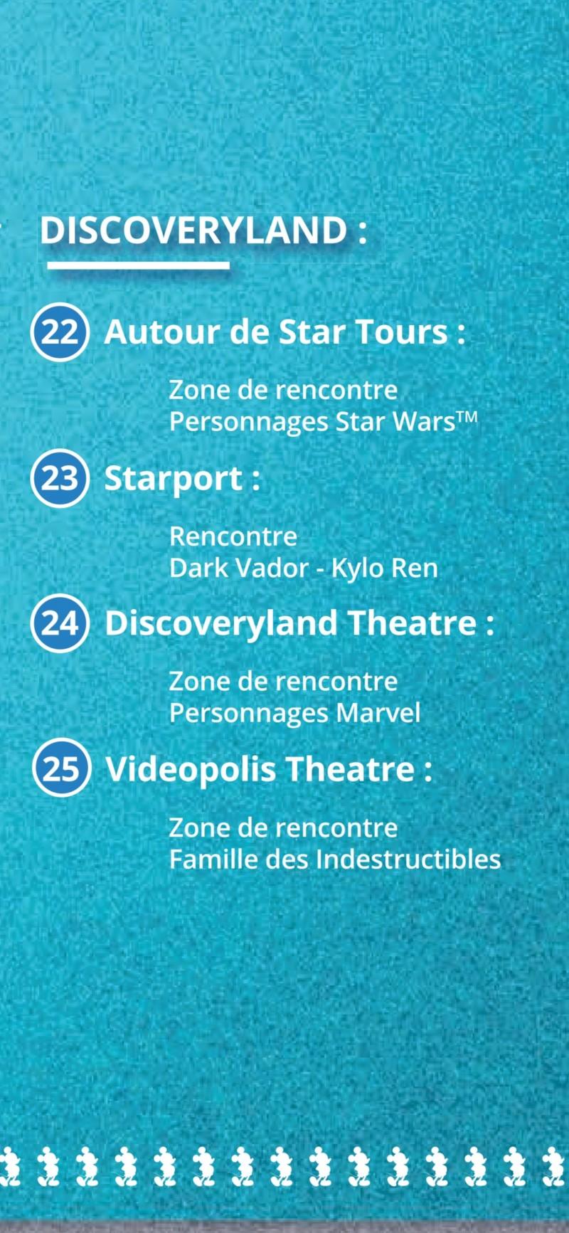 [SOIRÉE PASS ANNUEL] La Nuit des Personnages Disney 20190820