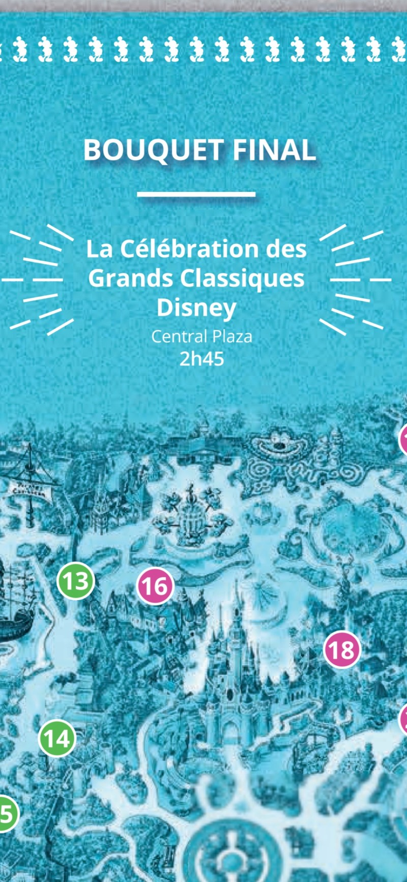 [SOIRÉE PASS ANNUEL] La Nuit des Personnages Disney 20190821