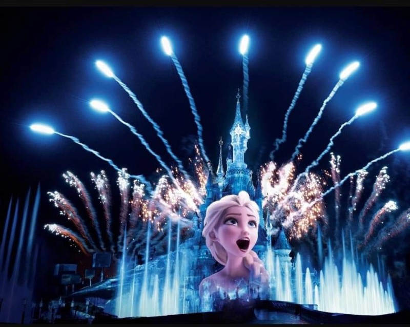 FROZEN CELEBRATION 20190888