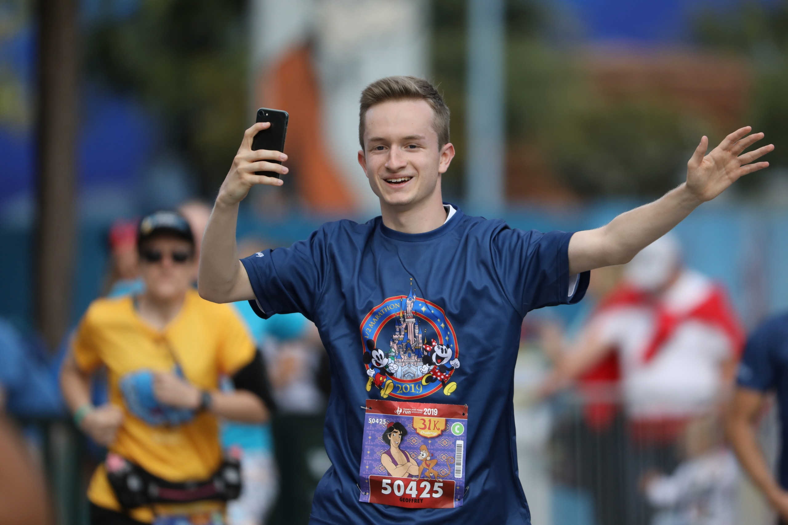 2019 - Disneyland Paris Run Weekend - Pagina 3 21k_1510