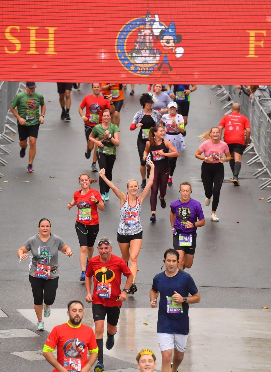 2018 - Magic Run Weekend 21km1510