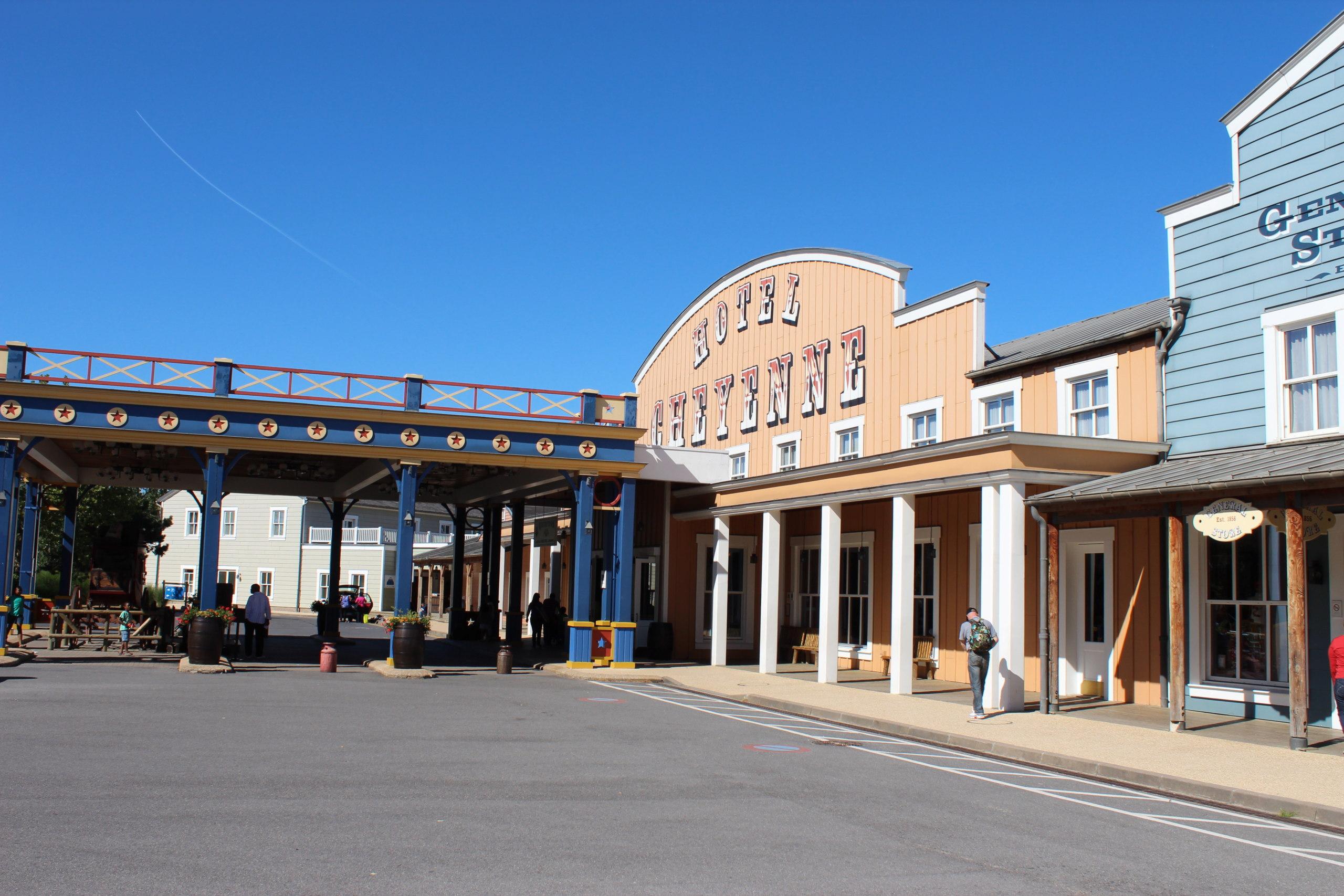 Disney's Hotel Cheyenne ** 40311