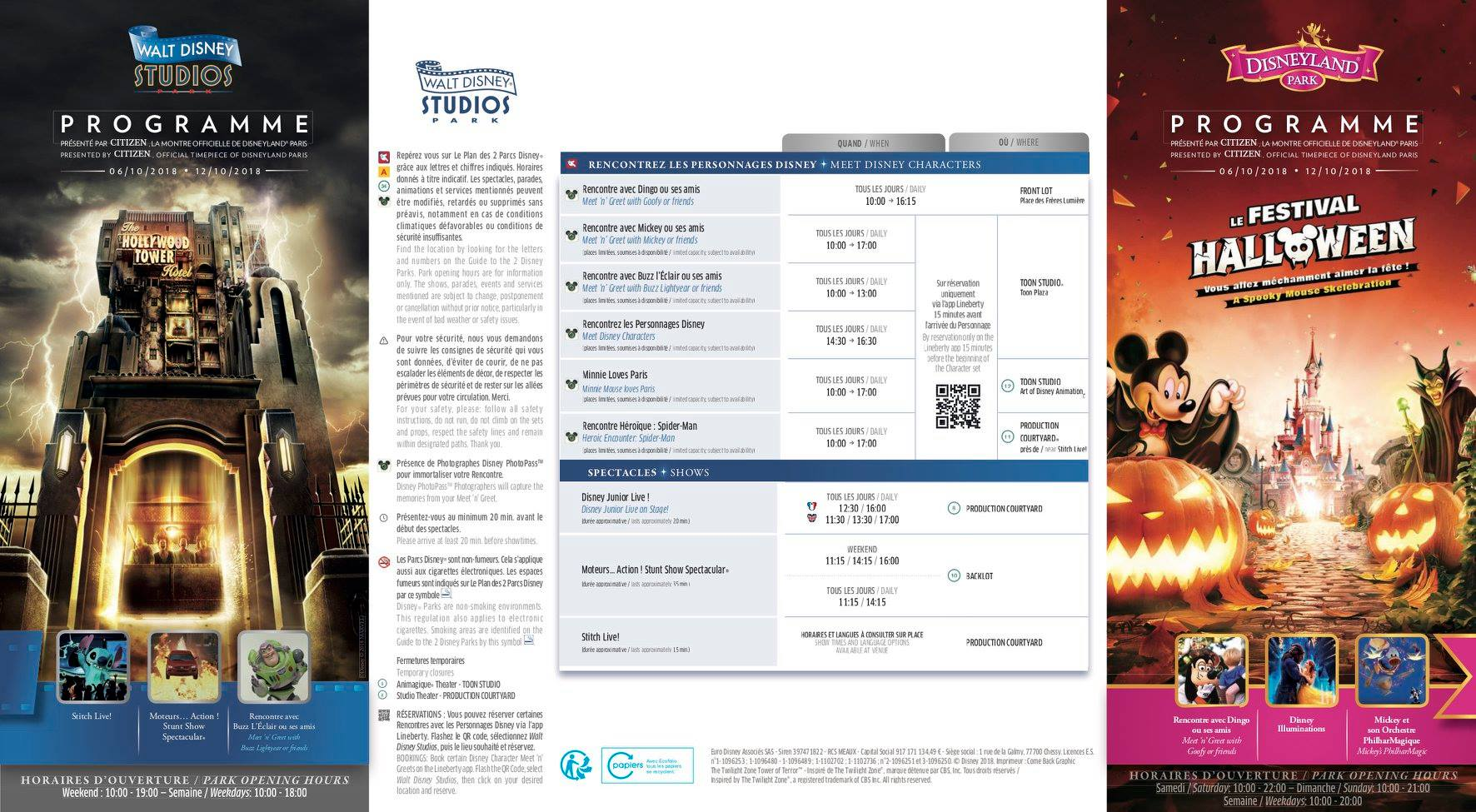 2018 - Festival Halloween Disney® 2018 dal 1/10 al 4/11 - Pagina 4 43201710