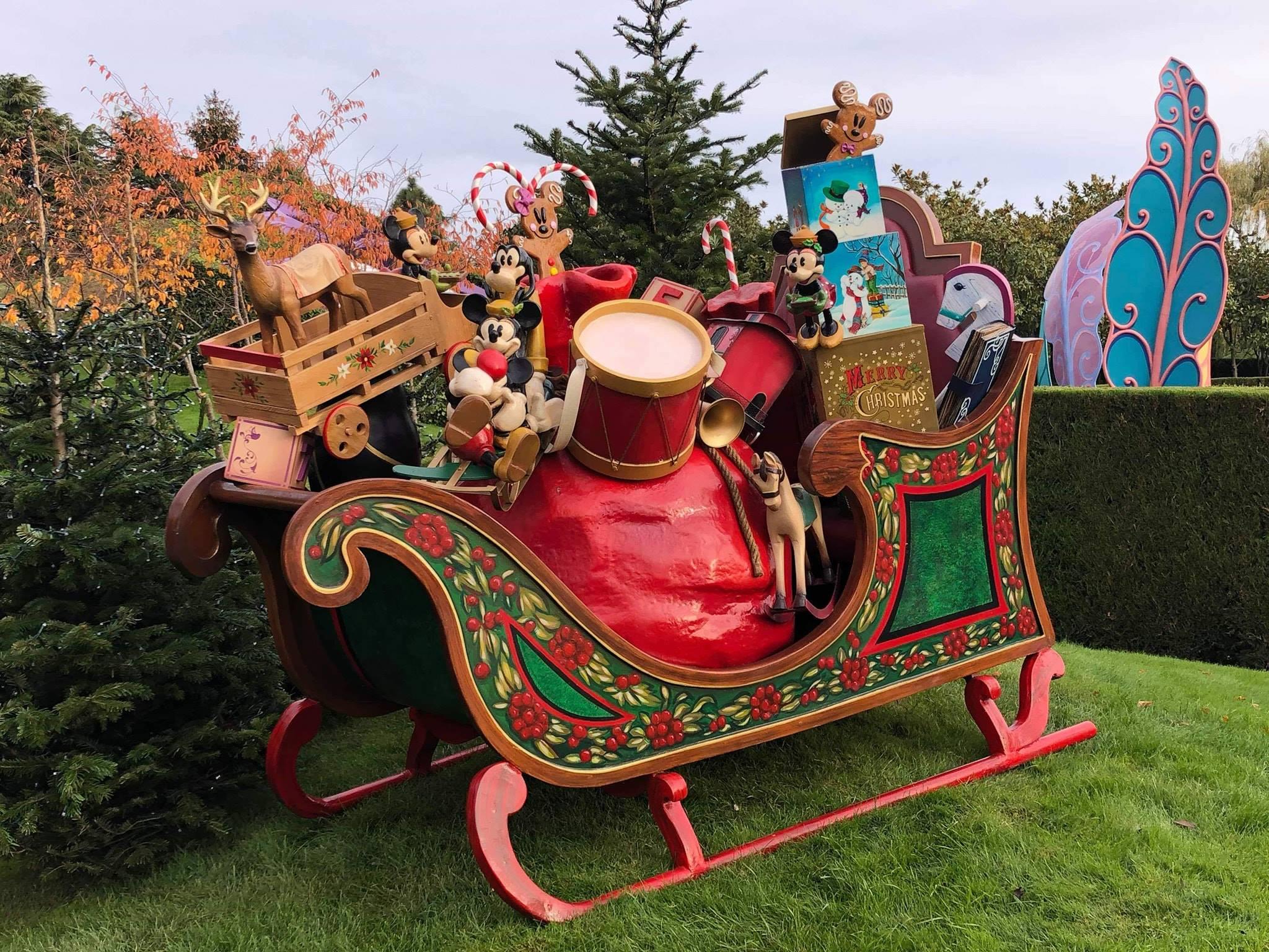 2018 - Noël Enchanté Disney® - dal 10/11 al 6/1/2019 - Pagina 6 45722410