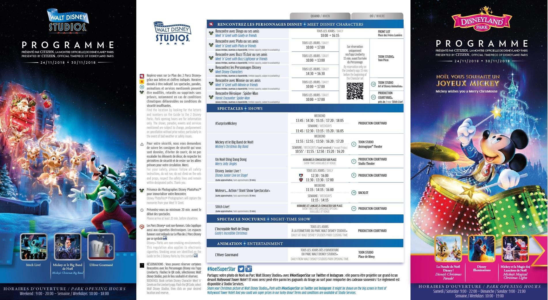 Il programma settimanale del parco - Pagina 2 46488210