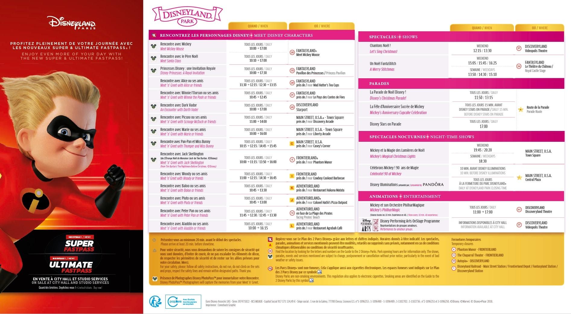 Il programma settimanale del parco - Pagina 2 46508710