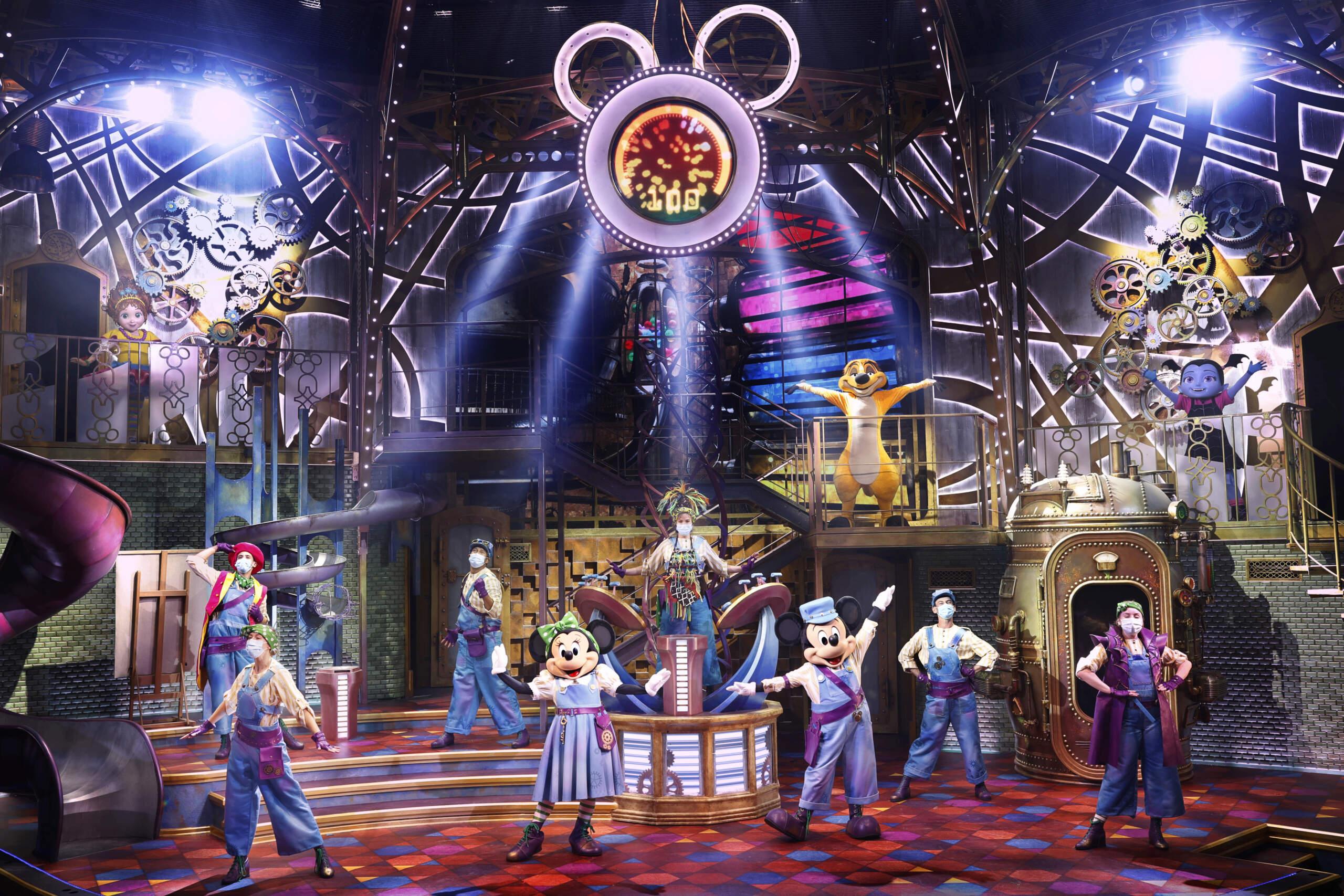 2021 - La Fabrique des Rêves de Disney Jr. 75083463