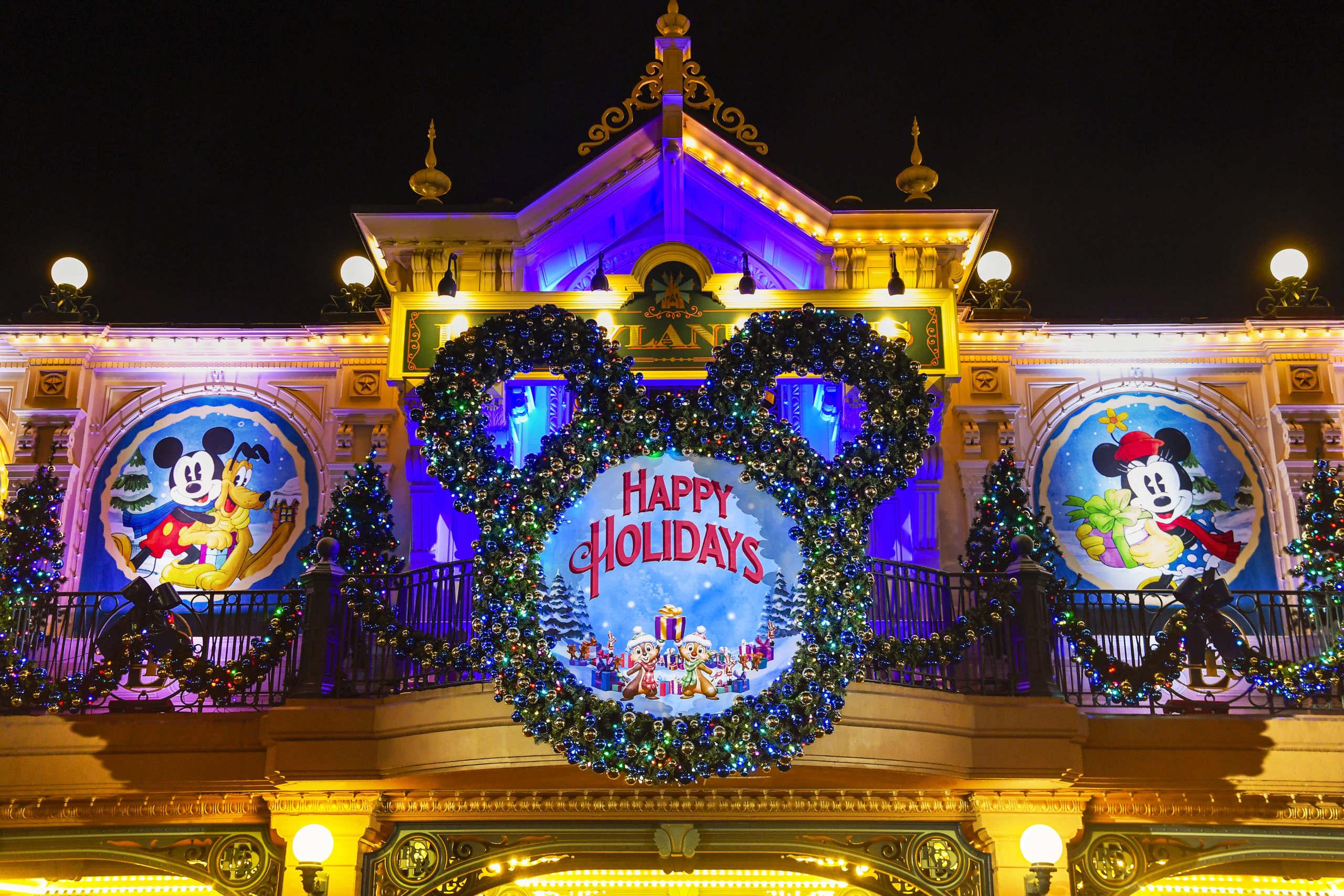 2019 - Noël Enchanté Disney - Pagina 6 Ber96310