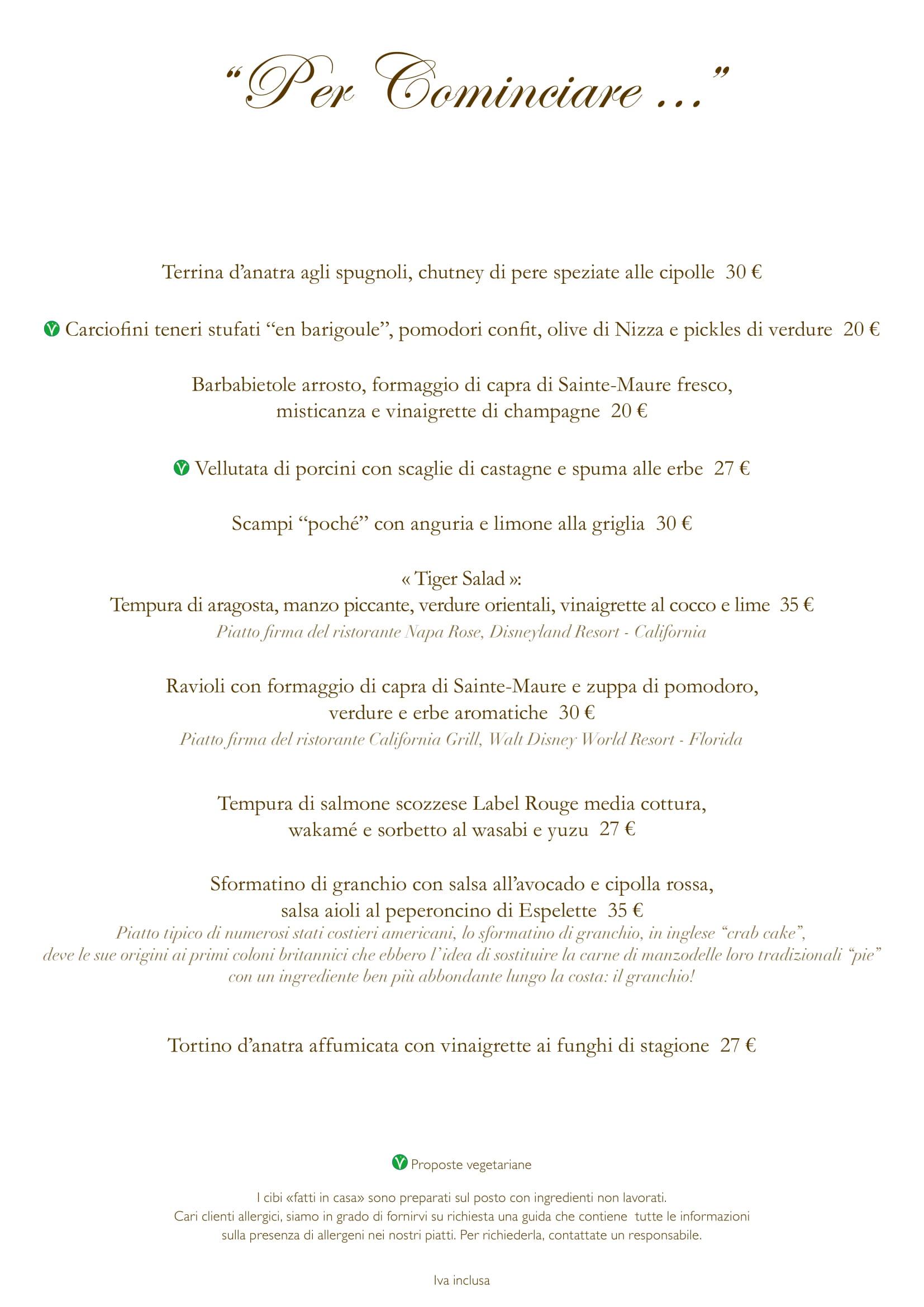 Menu ristoranti servizio al Tavolo - Pagina 2 Califo12