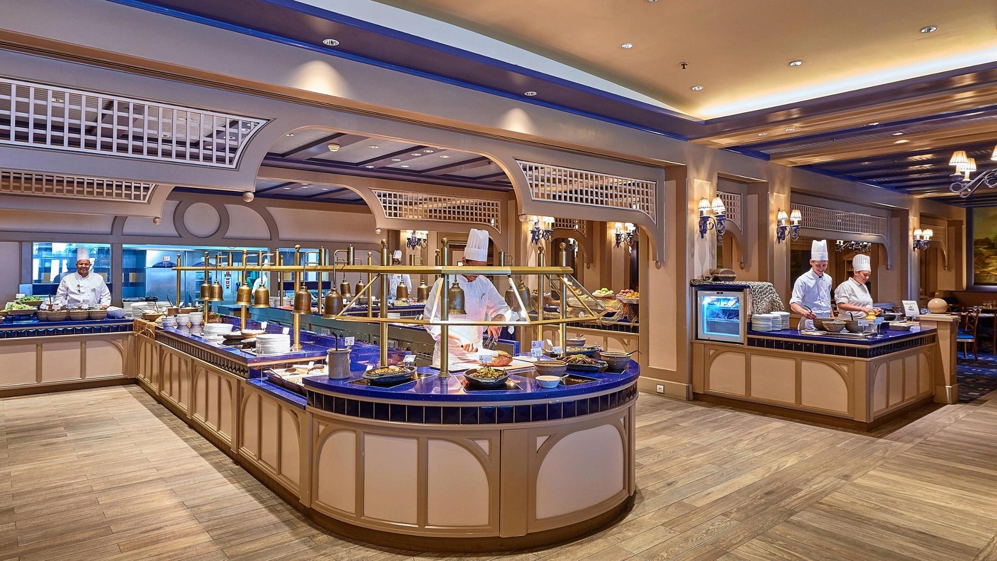 Menu ristoranti servizio Buffet Cape-c11