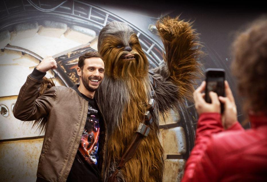 2020 - Légendes de la Force : une Célébration Star Wars Chewie10