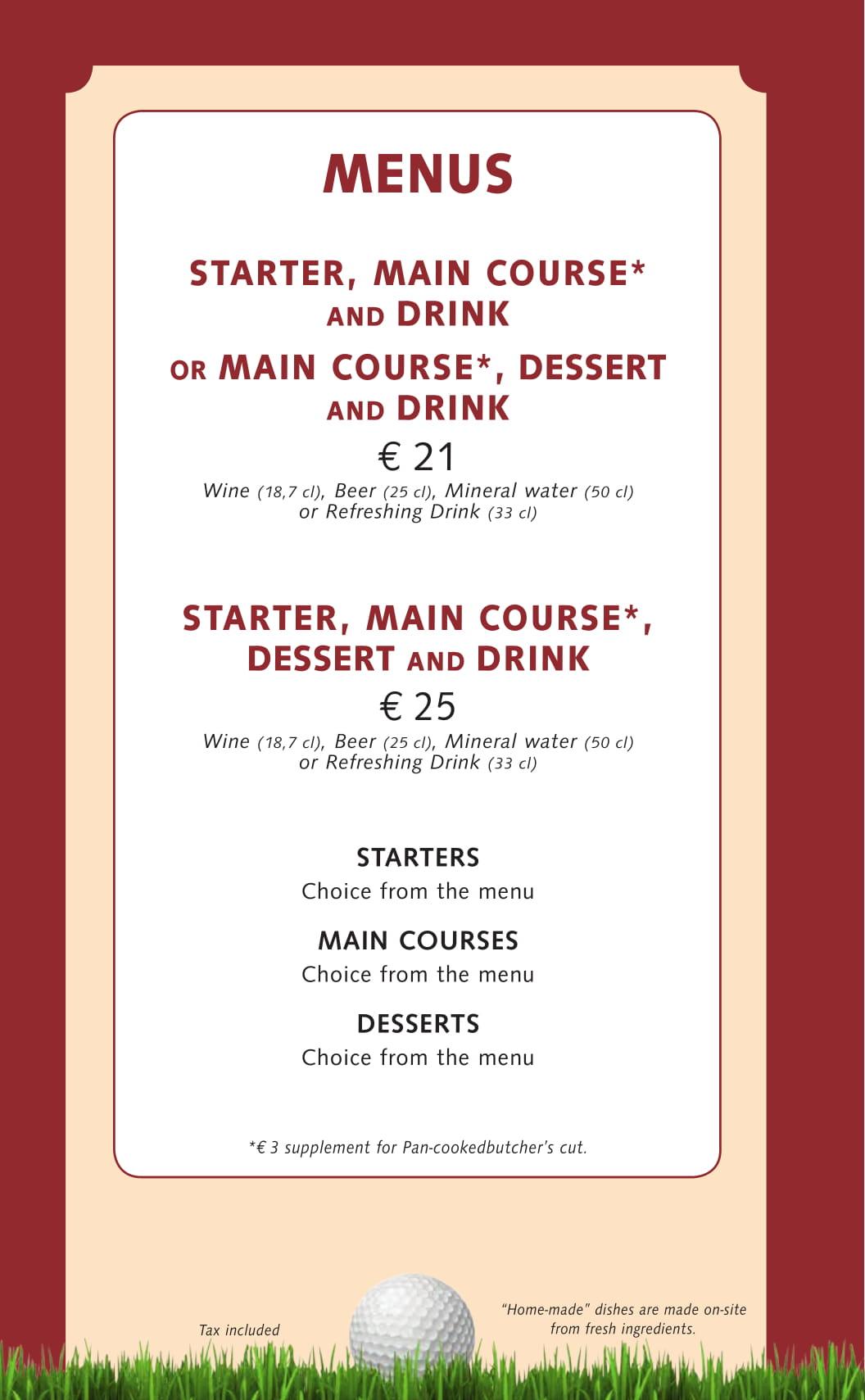 Menu ristoranti servizio al Tavolo - Pagina 2 Club-h13
