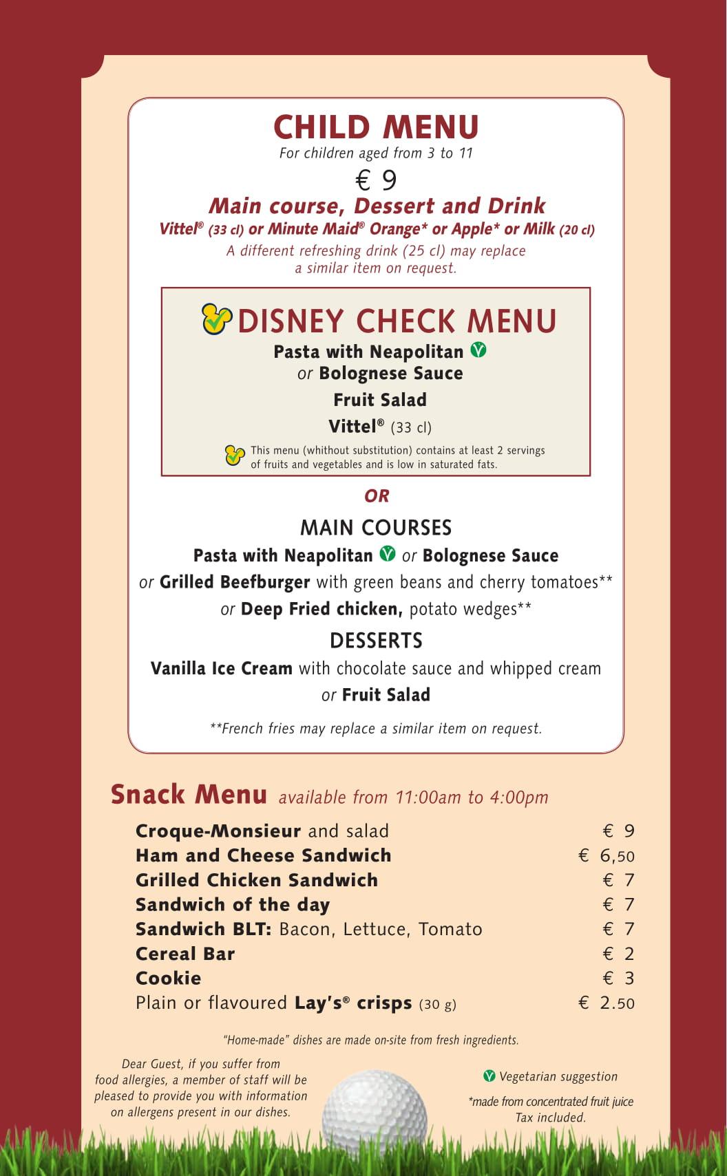 Menu ristoranti servizio al Tavolo - Pagina 2 Club-h16